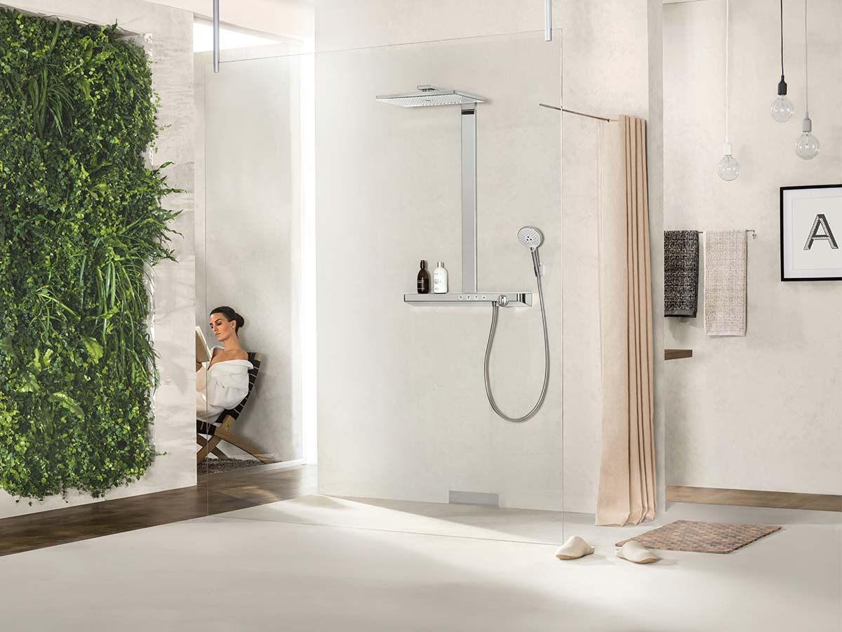 Bathroom design made easy with trends & ideas | hansgrohe USA