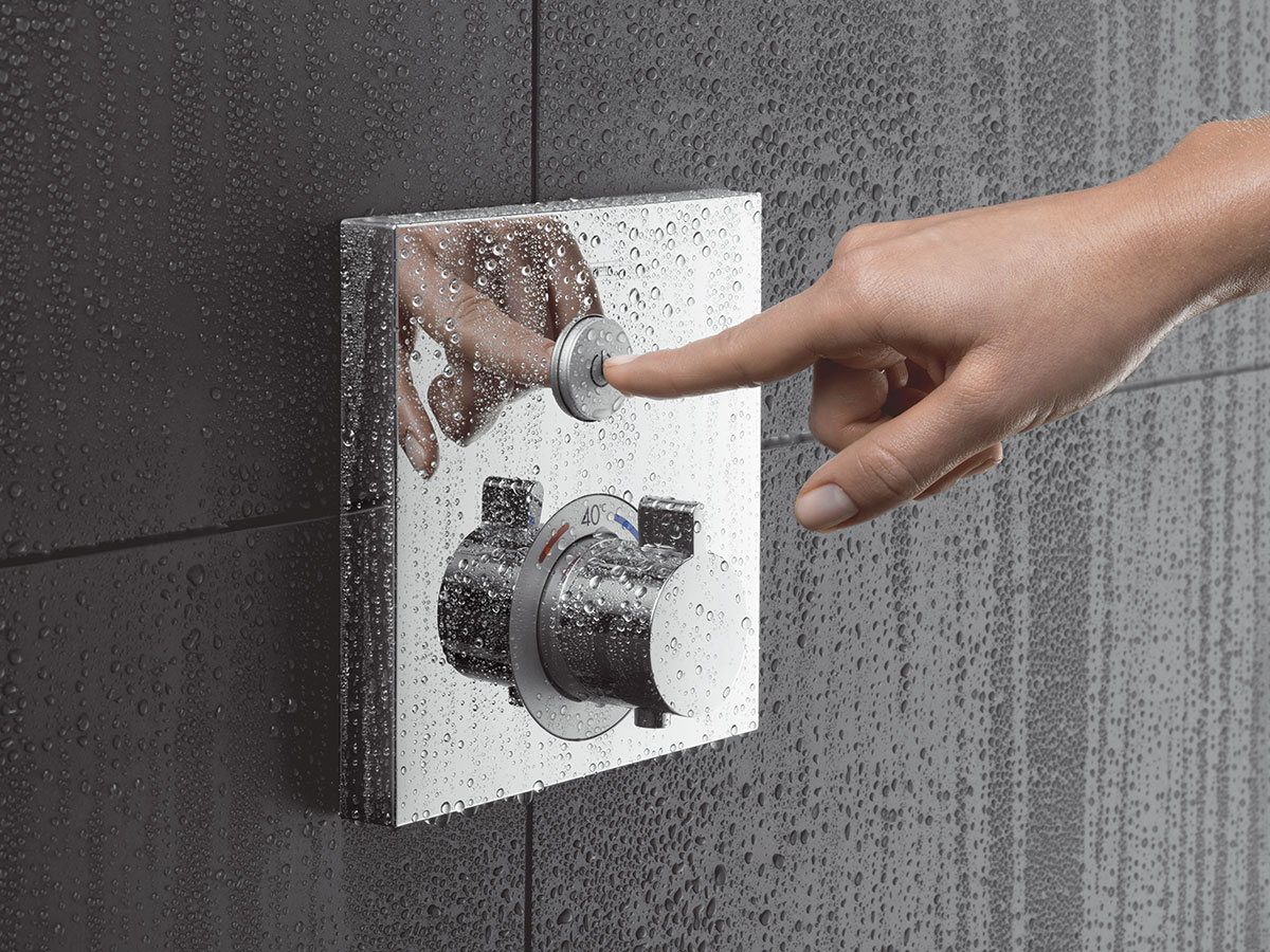 Shower Thermostat Thermostats For Your Shower Hansgrohe Usa